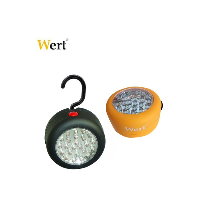 Lampă de lucru 24 leduri / WERT 2616 /
