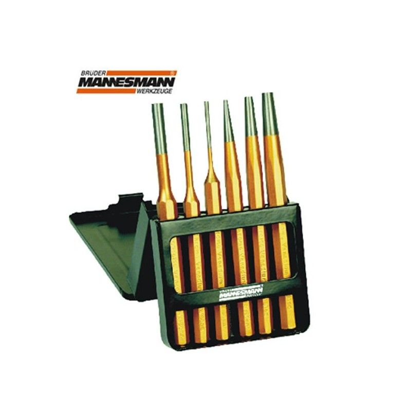 Pin Punch Set B.MANNESMANN - 1