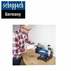 Настолен шмиргел BG200W / Scheppach 5903105903 /