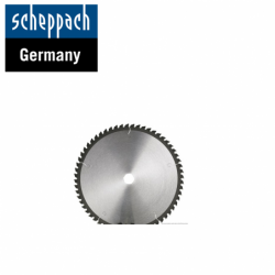 Saw blade for wood 255x30 mm, 48T / Scheppach 7901200706 /