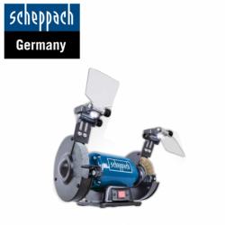 Настолен шмиргел SM150LB / Scheppach 5903108901 /
