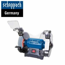 Настолен шмиргел SM200AL / Scheppach 5903110901 /