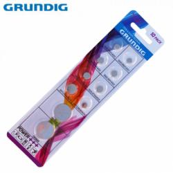 Set baterii GRUNDIG, 10 bucăți