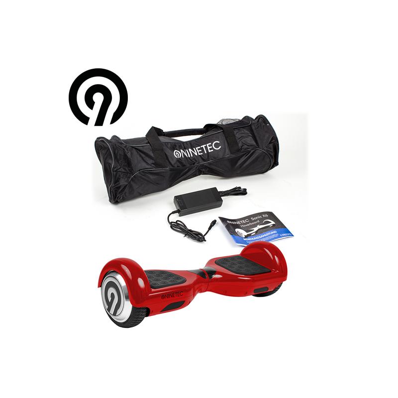 NINETEC Sonic X6 Hoverboard E-Balance Скутер