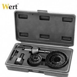 Hole Saw Set 11 Pcs / Wert 2520 / 1