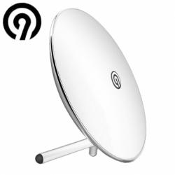 Bluetooth колонкa NINETEC Luna Бял цвят