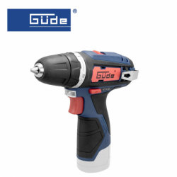 Cordless Drill Driver BS 12-0 / GÜDE 58600 / 25 Nm