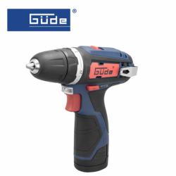 Cordless Drill Driver BS 12-202-20K / GÜDE 58603 / 2x 12V / 2,0Ah