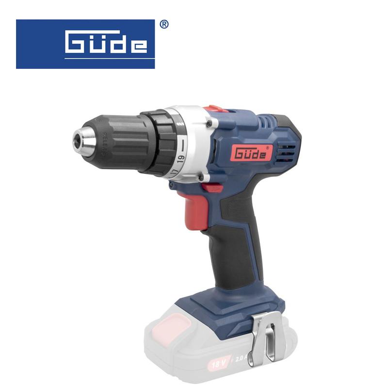 Cordless Screwdriver BS 18 0 GDE 58500 18V