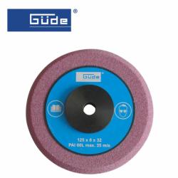Grinding stone CV 125x6x32 mm / GÜDE 94221 /
