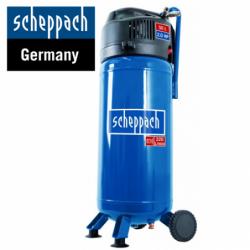 Компресор HC51V / 10 bar, 50Л / Scheppach 5906125901 /