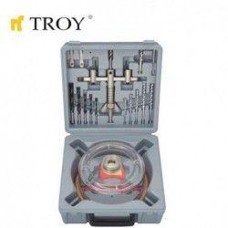 Апарат за отвори Ø 30-120mm / Troy 27491 /