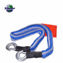 Vehicle tow rope, stretch /...