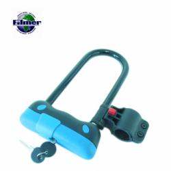 Bicycle U-lock - 210 x 130...