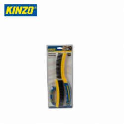 Комплект телени четки, 2 бр. / KINZO 8711252227702 /