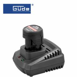 Стартов пакет Зарядно устройство и Батерия 12V 2,0 Ah / GÜDE 58630 / LGAP 12-2020