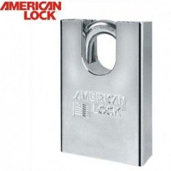 Shrouded Padlocks / AMERICAN LOCK A748 /
