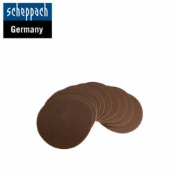 Sanding discs Ø 150 mm K 80 / Scheppach 88000208 /