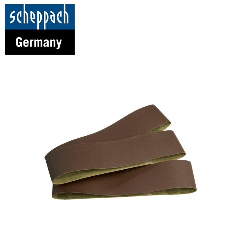Шлайфащи ленти 914/100 mm K80 / Scheppach 88000211 /
