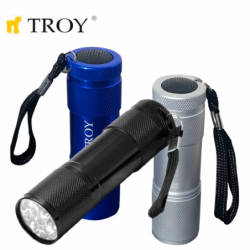 Aluminium Flashlights set...