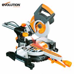 210mm TCT Multipurpose Sliding Mitre Saw RAGE3-S300 / EVOLUTION 039-0004 /