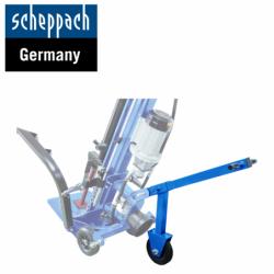 Комплект колела и рамо с ръкохватка за транспортиране на HL1800GM & HL2500GM / SCHEPPACH 1905503701 /