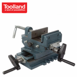 Cross Vice 100mm  / Tolland...