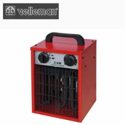 Вентилаторна печка 2000 W / Velleman TC78069N /