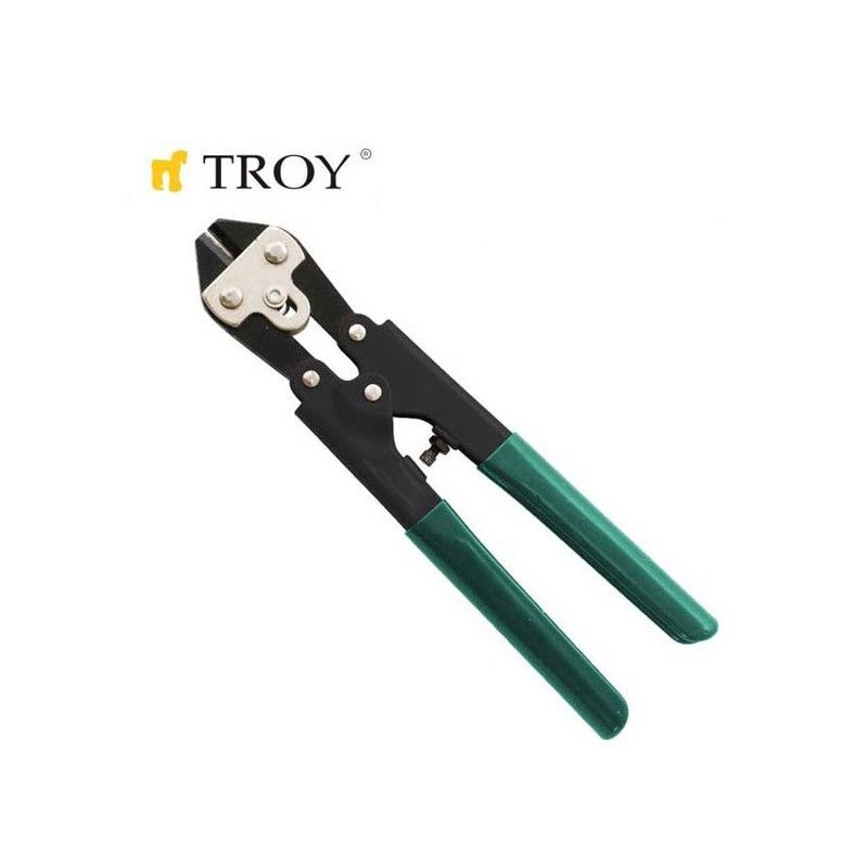 TROY 21308 Demir Kesme Makası 200mm/Ø2-4mm