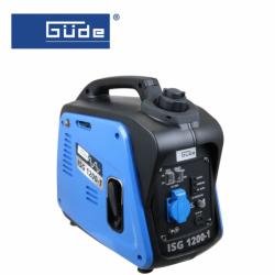 Инверторен електрогенератор ISG 1200-1 / GÜDE 40719 / 1200 W