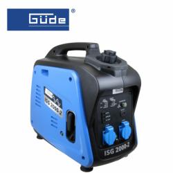 Инверторен електрогенератор ISG 2000-2 / GÜDE 40720 / 2000 W