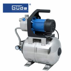Water pump with tank  HWW 1000 E, 1000W / GÜDE 94637 /