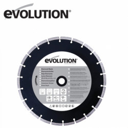 Evolution RAGE 305 mm DIAMOND Blade  / EVOLUTION RAGEBLADE305DIAMOND /