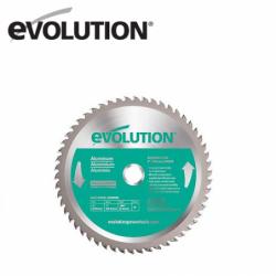 Диск за рязане на алуминий, 180 mm / EVOLUTION EVOBLADEAL /