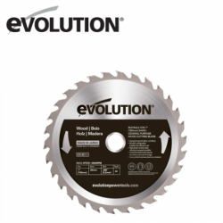 Evolution 180 mm Wood Cutting Blade  / EVOLUTION EVOBLADEWD /