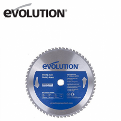 TCT диск за рязане на стомана, 305мм / EVOLUTION 60TBLADE12 /