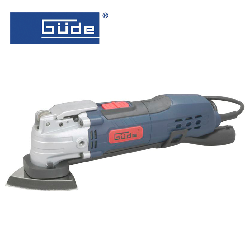 Мултифункционален виброшлайф MW 300 E / GUDE 58148 /