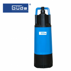 Immersion water pump for...