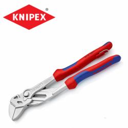 Клещи ключ, 180 мм / KNIPEX 8605180 T /