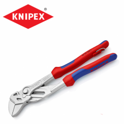 Pliers wrench 180 mm / KNIPEX 8605180 T /