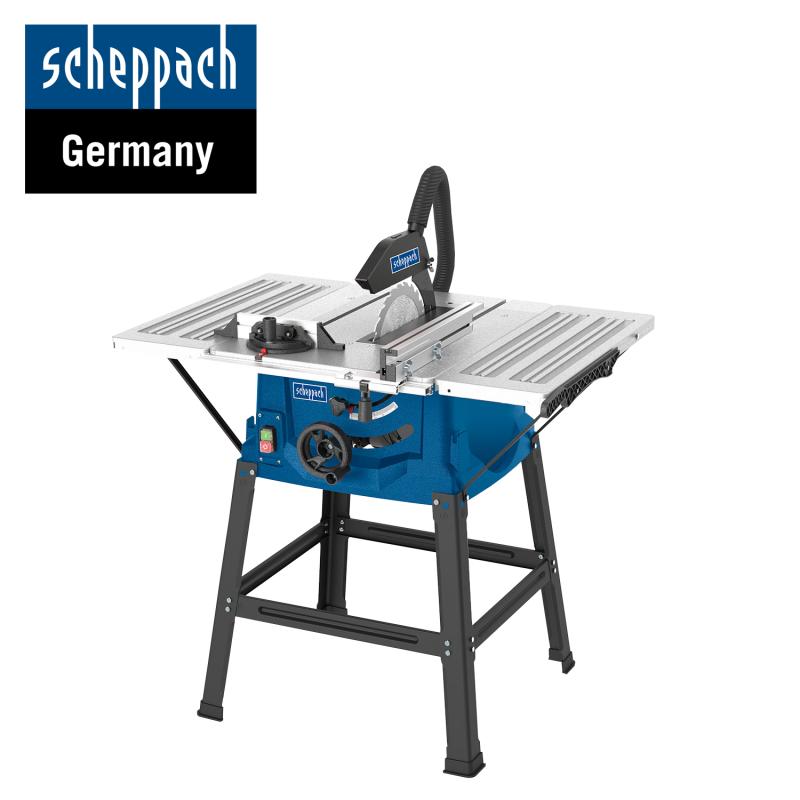 Стационарен циркуляр HS81S / Scheppach 5901311901 / 1500 W, 210 мм