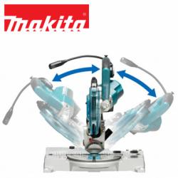 Акумулаторен комбиниран настолен циркуляр DLS600Z / Makita DLS600 / 2