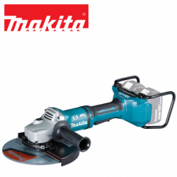 Cordless angle grinder 230 mm / Makita DGA900ZK / only body