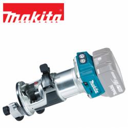 Mobile Brushless Laminate Trimmer Kit 18V / Makita DRT50ZX2  /