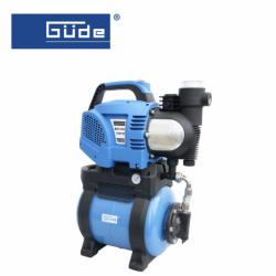 Garden water pump  HWW 1100 VF / GUDE 94230 /