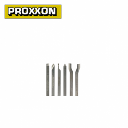 Turning tool set 6 pieces / PROXXON 24524 /