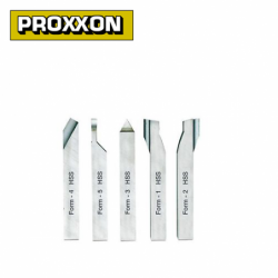 Turning tool set 5 pieces / PROXXON 24530 /