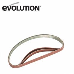 File sander belt P80, 3pcs. / Evolution FILESANDP80 /