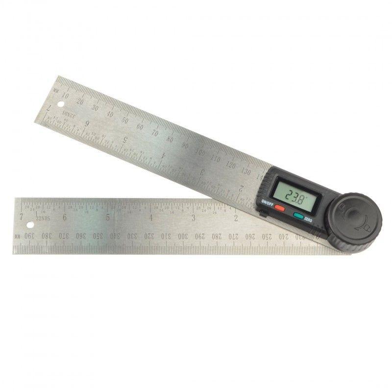 Дигитален ъгломер 0° - 360°,  200mm