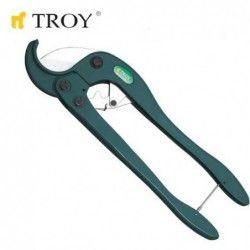 Ножица за PVC тръби Ø 63mm / Troy 27063 /